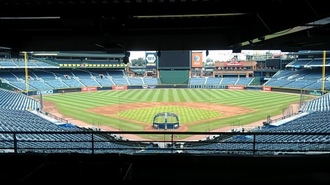 A Moment In Time: Turner Field